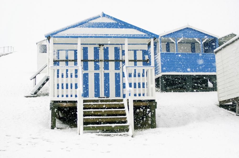 Snow Storms and Your Garage Door