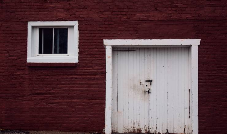 Garage Door Rust–What You Need to Know