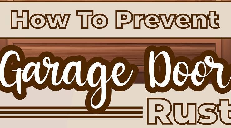 How To Prevent Garage Door Rust