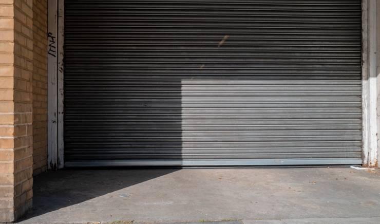 Types of Commercial Garage doors