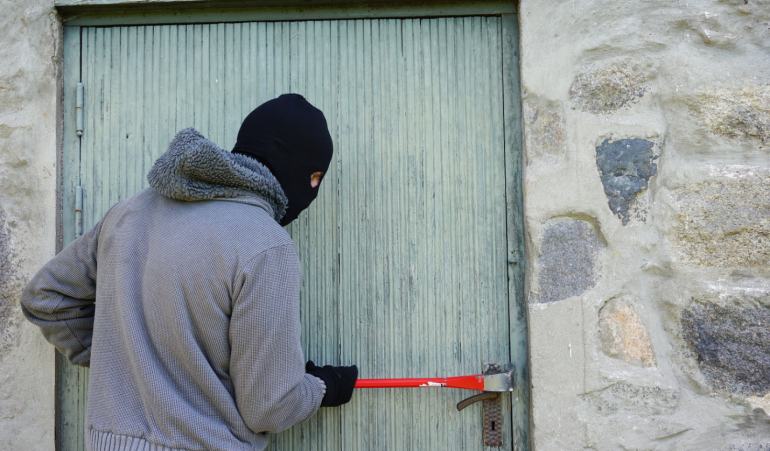 Tips to Prevent Break-Ins through Your Garage